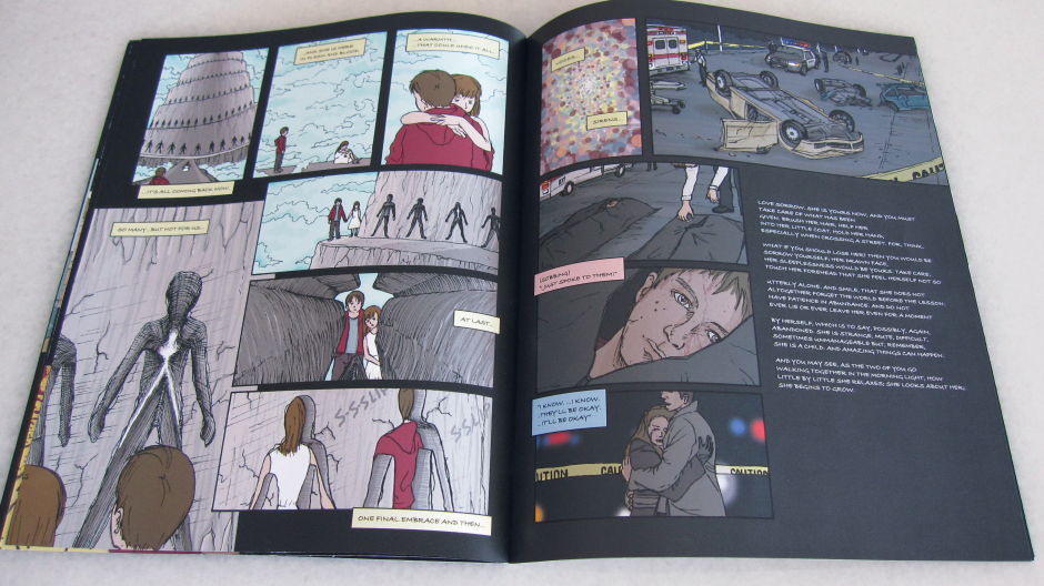 Bardo Comic Spread